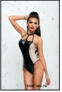 БОДИ ME SEDUCE BOND ME ODETTE BODY, WETLOOK, ЧЕРНОЕ, S/M