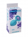 АНАЛЬНАЯ ПРОБКА EMOTIONS CUTIE MEDIUM TURQUOISE LIGHT PURPLE CRY