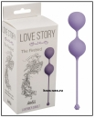 ВАГИНАЛЬНЫЕ ШАРИКИ LOVE STORY THE FIREBIRD LAVENDER SUNSET