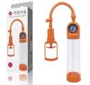 !Хит Помпа вакуумная A-toys, оранжевый, 20 см