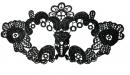 Маска ажурная (Цветы)