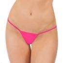 Классические Т-стринги (розовые)