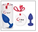 Анальная пробка с вибрацией Gvibe Gplug 10,5 см (ex. Fun Toys)