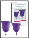 Менструальные чаши Jimmyjane Intimate Care Menstrual Cups (США)