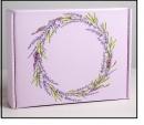 Коробка с цветами 27х9х21